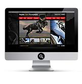 Strona dla stajni w Katarzynkach