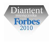 Diament miesięcznika Forbes 2010